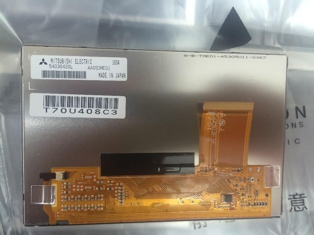 Brand Original A Grade 5 0 inch AA050ME01 test OK industrial LCD display one year warranty