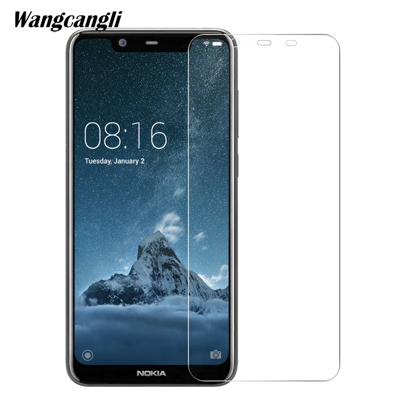 JIANGNIUS Screen Protector 50 PCS for LG K8 2018 0.26mm 9H Surface Hardness 2.5D Explosion-Proof Tempered Glass Screen Film No Retail Package