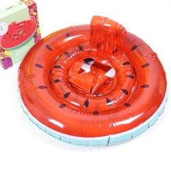 2018 новейшие арбуз детское сиденье ездить по плаванию кольцо Фламинго бассейна для детей надувные Лебедь воды игрушки безопасный сиденье