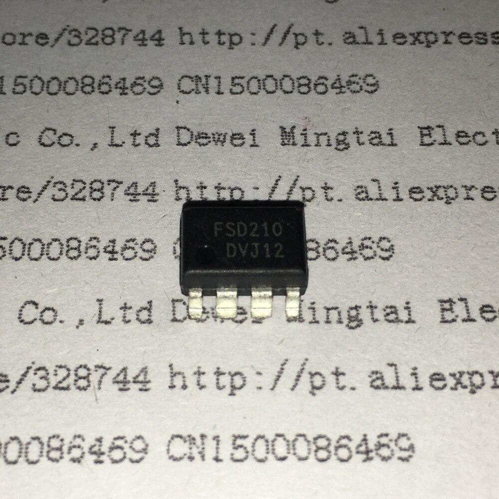 50PCS/LOT  FSD210 210 FSC  SOP7