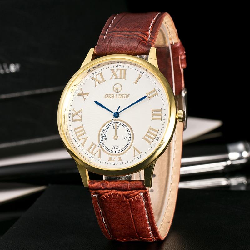 Merk Herenhorloge relojes para hombre Herenklok Quartz Militair Sport - Herenhorloges - Foto 2
