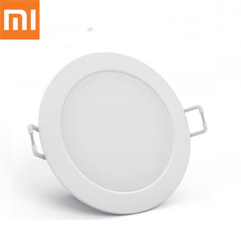 Original Xiaomi Smart Downlight Philips LED Light 220V 3000 - 5700k Adjustable Color Ceiling Lamp App Smart Remote Control xiaomi smart remote control transmitter for philips smart led ceiling light%2