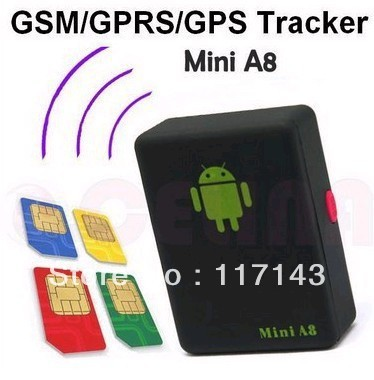 Mini Global Real Time GPS Tracker  GSM/GPRS/GPS Tracking Device ,Track through both PC& Smartphone APP ,FOR children/pet/car