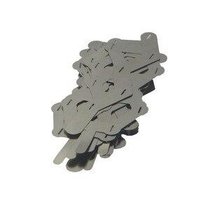 Image 4 - Пластиковый держатель для аккумулятора 18650 + никель и контейнер 13S5P, корпус для литий ионной серебристой батареи для электрического велосипеда 48 в