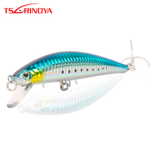 TSURINOYA Minnow Lure 120mm 18g Floating Swimbait Fishing Wobblers Iscas Artificiais Para Pesca Peche Leurre Dur Fishing Tackle smart minnow fishing lure 11 5cm 16g floating leurre souple iscas artificiais para pesca atacado fishing wobblers swimbait peche