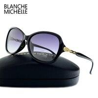 2017 New High Quality Butterfly Sunglasses Women Polarized UV400 Gradient Lens Sunglass Brand Designer Sun Glasses