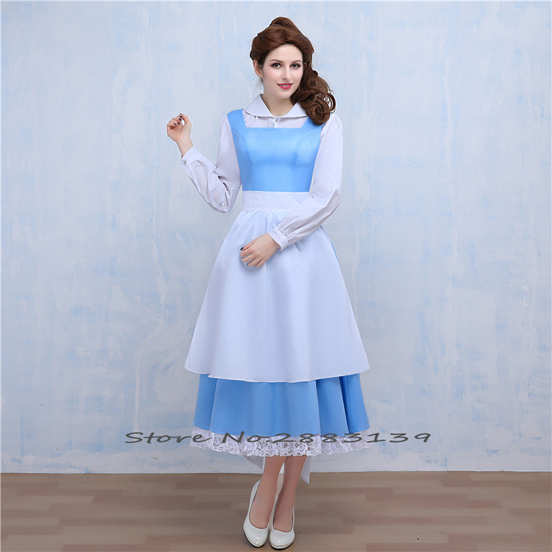 Aliexpress Com Buy Movie Beauty And The Beast Princess Belle