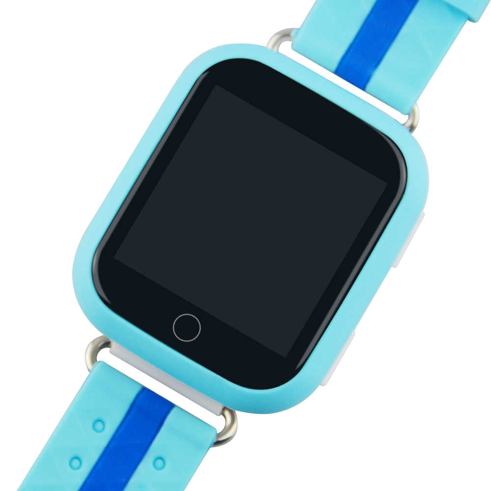 Kids Smart Watch Phone GPS Smart Tracker Q100 Baby Watch With Wifi &SOS Call Location Device Tracker