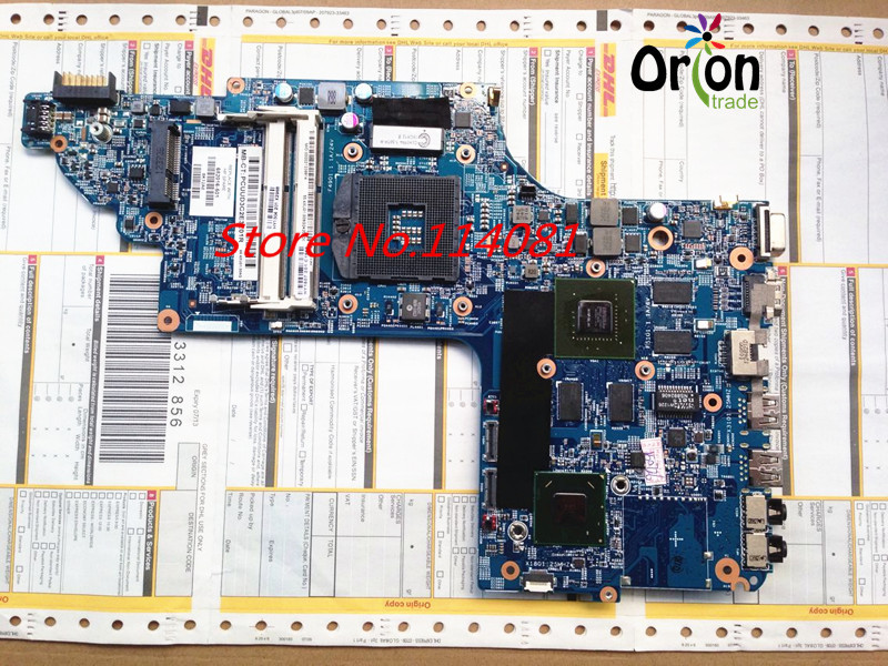ФОТО For HP Pavilion DV7-7000 682016-501 48.4ST10.031 GT630M 2GB Discrete Graphics 100% Tested working Warranty 3 months