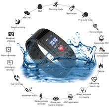 New Smart Watch Men Women Heart Rate Monitor Long Standby Time Sport Watch Fitness Tracker Blood pressure test For IOS Android lemfo new smart watch waterproof professional sport modes smart band heart rate blood pressure oxygen long term standby for men