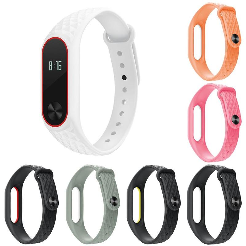 250mm Soft TPU Silicone Bracelet Strap Watch Band Wristband Replacement Smart Band Accessories for Xiaomi Mi Band 2 Smart Watch hair straightener iron hair flat iron professional steampod hair straightener electric steam dry wet hair