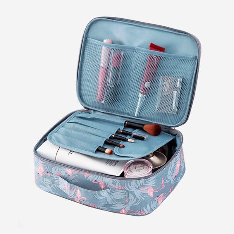 Haben Sie Einen Fragenden Verstand Große Oxford Kosmetik Tasche Wochenende Waschen Toiletry Reise Make-up Werkzeuge Bh Unterwäsche Lagerung Zubehör Liefert Produkte Damentaschen Kosmetik Taschen & Koffer