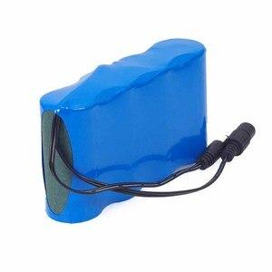 Image 2 - 14.6v 10v 32700 lifepo4 bateria 6500mah descarga de alta potência 25a máximo 35a para baterias elétricas da vassoura da broca