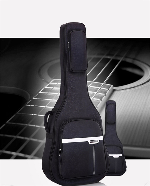 Waterproof Shockproof Shoulder Bag for Guitar