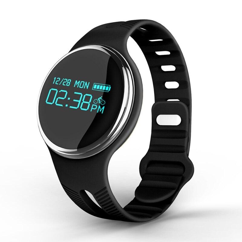 E07 Smartband Bluetooth Wristband Sport Intelligent Monitor Bracelet Swimming Waterproof IP67 for Phones