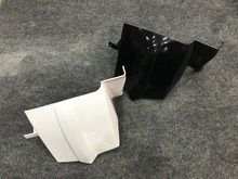 Motorcycle accessories high quality ABS rear fender fairing fit for yamaha tmax530 tmax  2013-2016year .