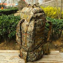 Камуфляжный водонепроницаемый рюкзак профессиональная сумка