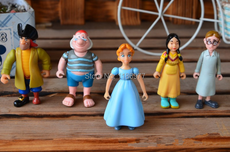 Peter Pan Toys : Popular peter pan action figures buy cheap