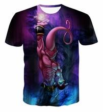Dragon Ball Z Men Women Hipster 3D T-shirt