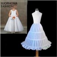 Fashion White Petticoat Wedding Accessories Baby Size Hoepelrok Vestido De Noiva Halloween Underskirt Jupon Mariage Petticoats