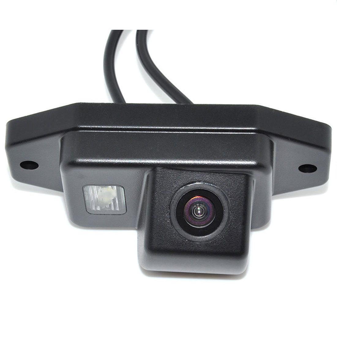 HD CCD Car Rear View Camera Backup Camera For 2002-2009 Toyota Land Cruiser 120 Series Toyota Prado 2700 4000