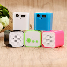 2017 High-Quality Sound Portable USB MP3 Mini Music Player Support Micro SD TF Card Music Free Shipping XFPM09