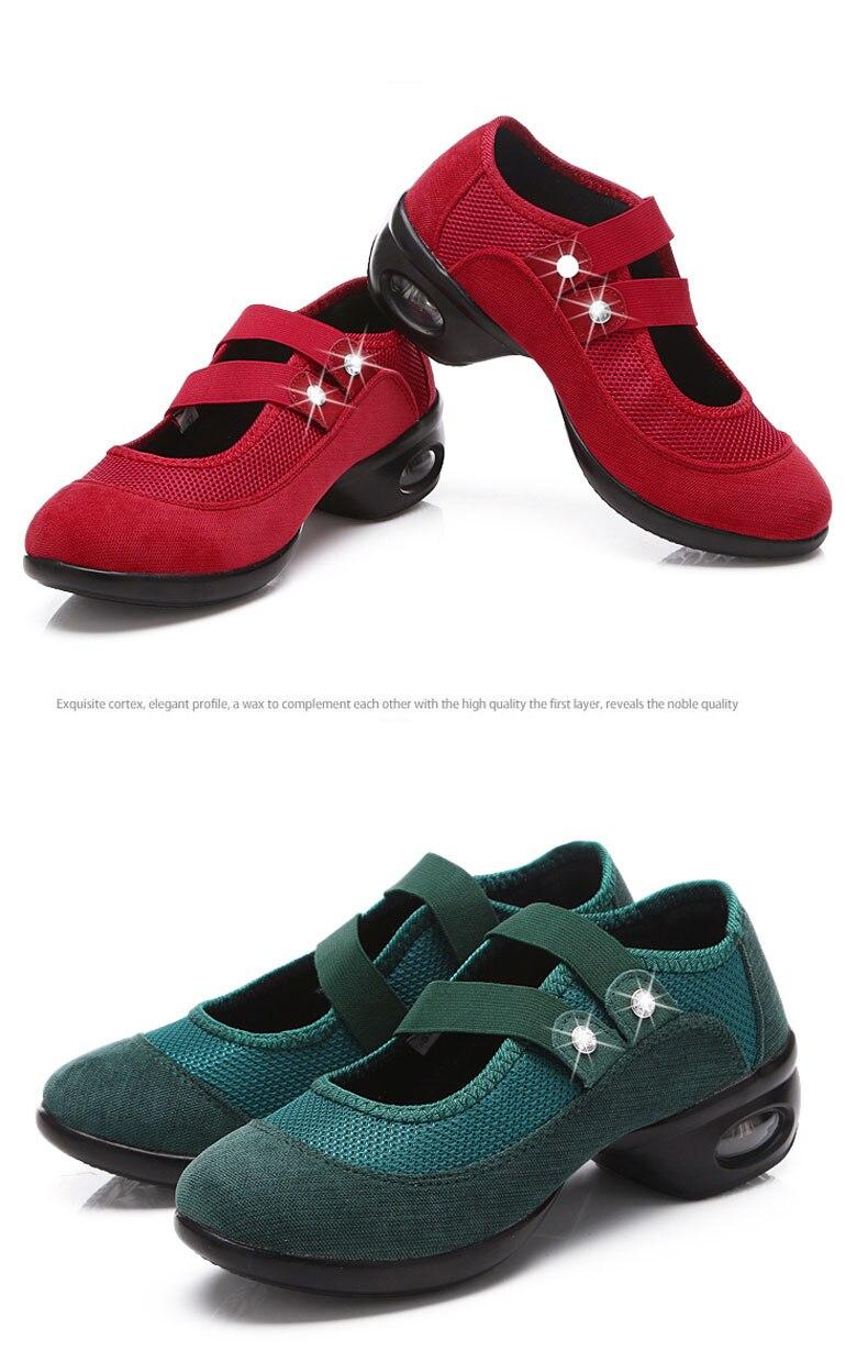 moderno sapatos de dança tênis tap salsa sapatos