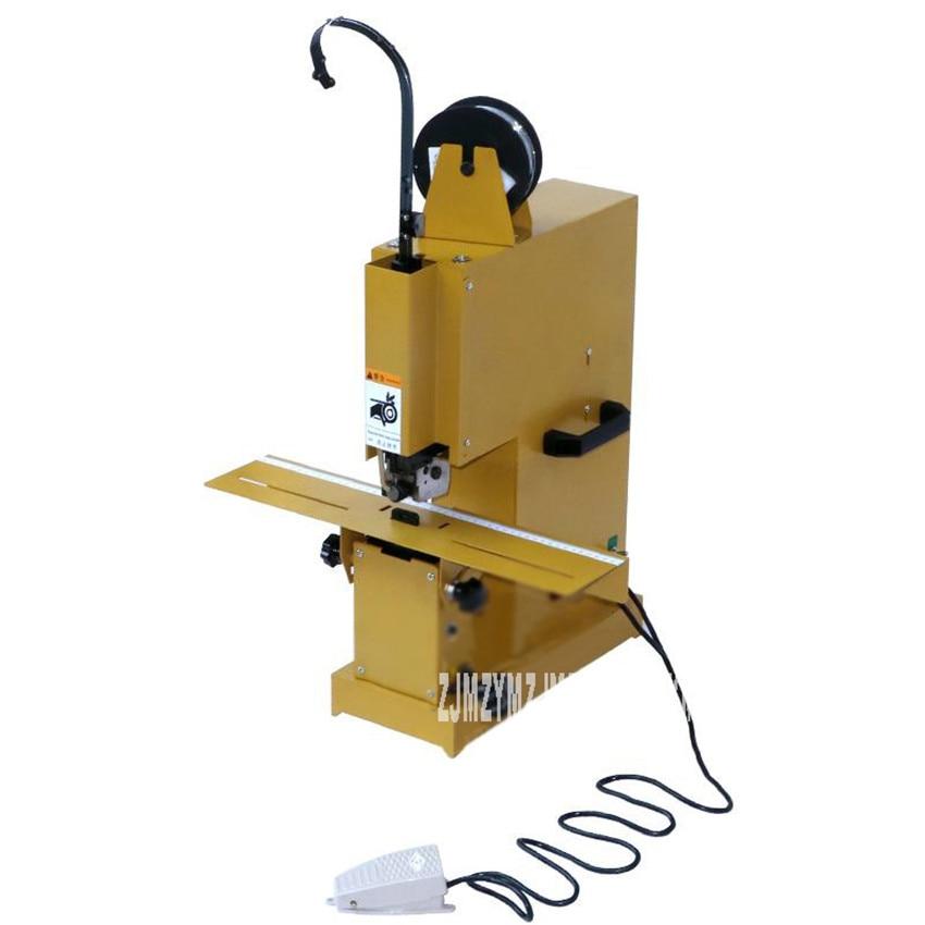 Офисном Stitcher квартира/седло степлер машина A3 скобы Binder Бумага книга M2000 Железная проволока Электрический машинной вязки 100 Вт