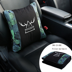 Two-in-one Car Pillow And Quil