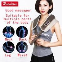 Massage Shawl Neck Shoulder Massage Cape Chinese Massage Instrument powerful copper core Body Health care back massager
