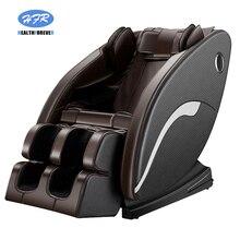 цена на 3d zero gravity massage chair power supply price used 4d foot shiatsu cheap electric full body massage chair black