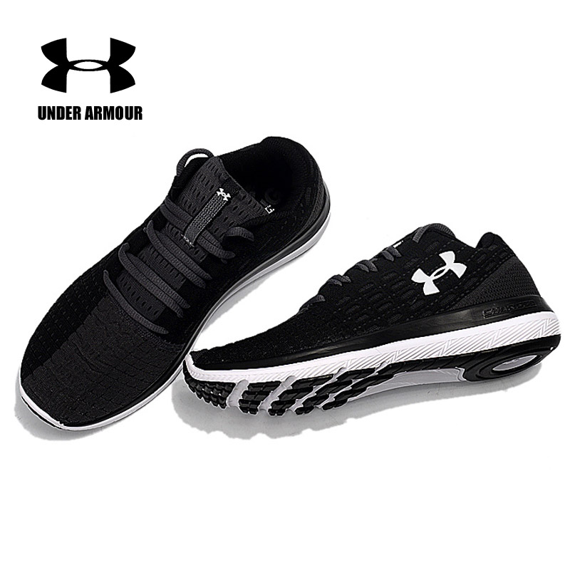 best service 4d77a 2be55 Under Armour Men UA Threadborne Slingflex Knitted Running Walking Shoes  Zapatillas Hombre Training Breathable Sneakers Hot Sale