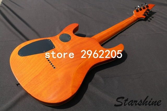 7 string guitar Electric Guitar, 24F All Colors available -Free shipping  4