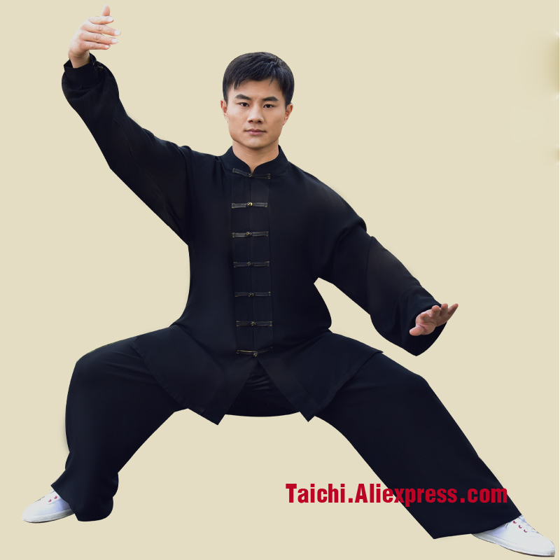 Linen Tai Chi clothes Woman And men Flax Taiji  Uniform Wushu Kung Fu martial art Suit  Chinese Stlye Sportswear 2016 chinese tang kung fu wing chun uniform tai chi clothing costume cotton breathable fitted clothes a type of bruce lee suit