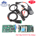 Free Shipping Lexia3 Lexia 3 Diagnostic Tool With Original Full Chip Serial 921815C PP2000 V25 Lexia-3 V48 Diagbox 7.83