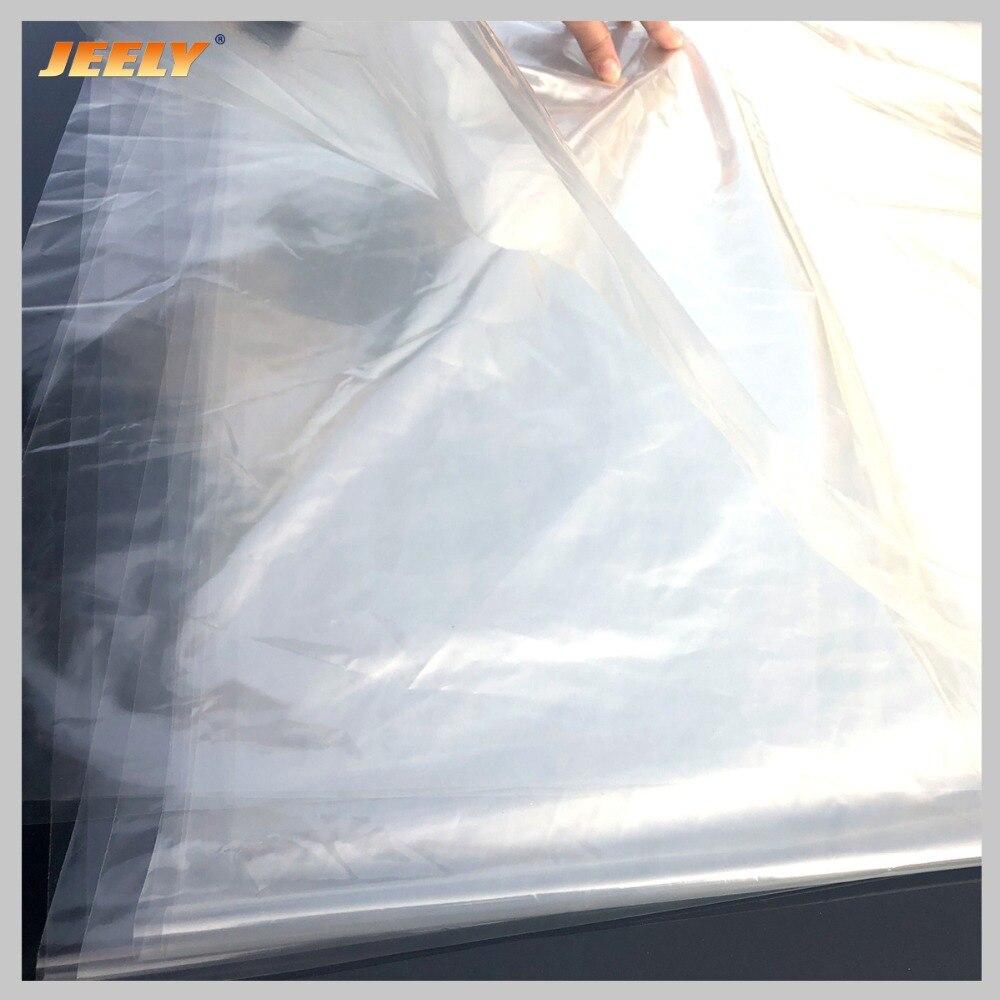 1.5m Width 0.08mm Or 1.4m Width 0.1mm Thickness TPU Film For Kitesurfing Kite Bladder Repair