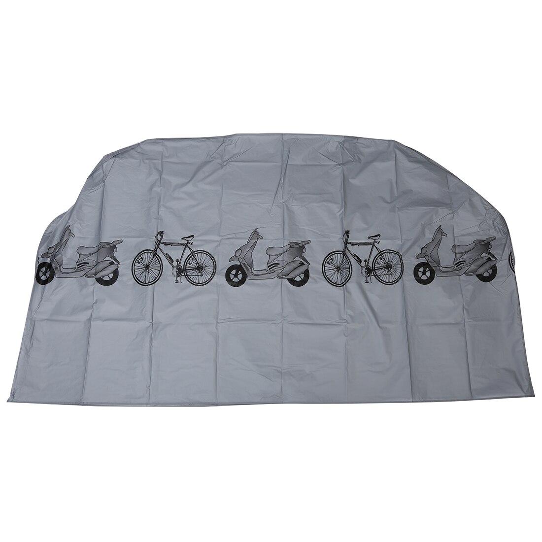 UPPERX bicicleta ciclismo lluvia y el polvo cubierta protectora impermeable protección garaje