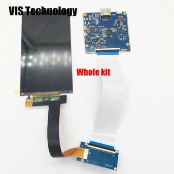 5 5 inch 2560*1440 2K LCD Screen LS055R1SX03+ HDMI to MIPI driver