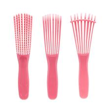 Hair Brush Eight-claw Comb Anti-Static Scalp Massage Eight Rows Of Styling Tools For All Types