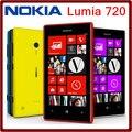 """Мобильный телефон Nokia 720, разблокированный Lumia окна телефон 8 двойной - ядро 1.0 ггц камера 6.7 mp ROM 8 гб 4,3 """" IPS емкостный 3 G"""