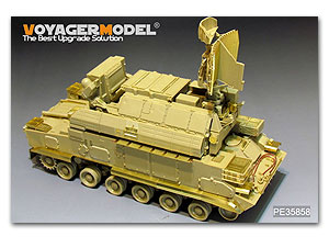 KNL HOBBY Voyager Model PE35858 Modern Russian 9K330 Daoer Transformation Of The Basic Pieces With PANDA PH35008
