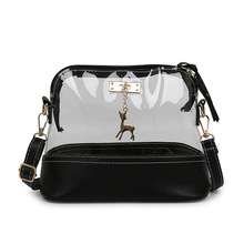sac transparent femme carteras mujer de hombro y bolsos crossbody summer bag borsa mare spiaggia trousse maquillage quilted bags