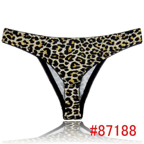 d2465ed2890 women's leopard print panties Hot shipping wholesale retail sexy bikini  multicolored decorative vs woman swimming Underwear
