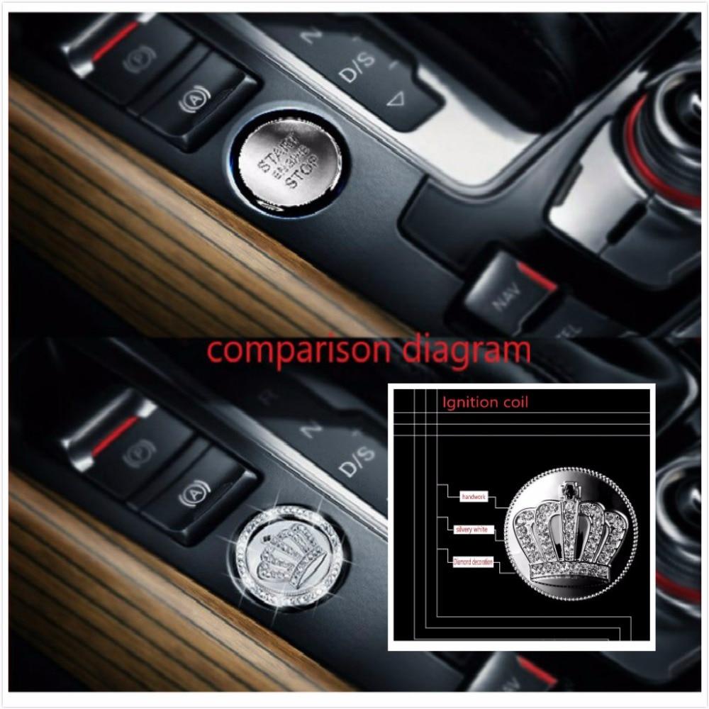 car Ignition coil Decorative stickers accessories for Nissan MURANO MAXIMA ALTIMA LEAF GR-R 370Z NV200 MICRA NOTE JUKE EVALIA