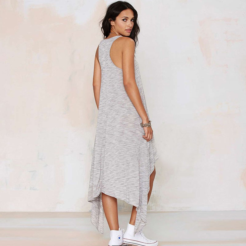 Summer Dress Maternity Clothes For Pregnant Women Clothing Pregnant Maternity Dresses Vest Casual Pregnancy Sleeveless Dress 5