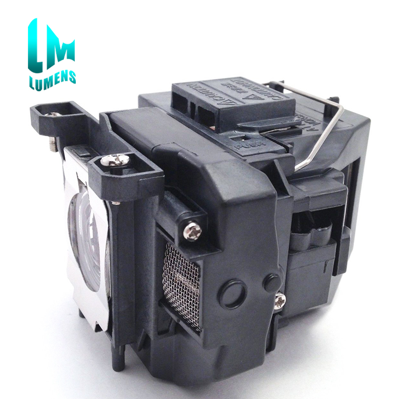 Compatible Lamp With Original Burner For Epson EB-TW480 H432B EB-S11 EB-S02 EB-X14 EB-X12 EB-X14G EB-C15S For Elplp67 V13H010L67