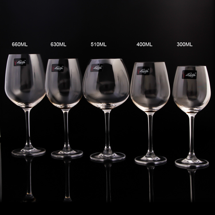 authentic sonata style luxury crystal goblet wine glass wine glasses ocean glass free shipping by sgs