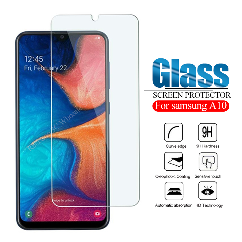 samsun galax <font><b>a10</b></font> protective <font><b>glass</b></font> on the for <font><b>samsung</b></font> galaxy <font><b>a10</b></font> screen protector for <font><b>samsung</b></font> <font><b>a10</b></font> <font><b>tempered</b></font> <font><b>glass</b></font> a 10 a105 Film image