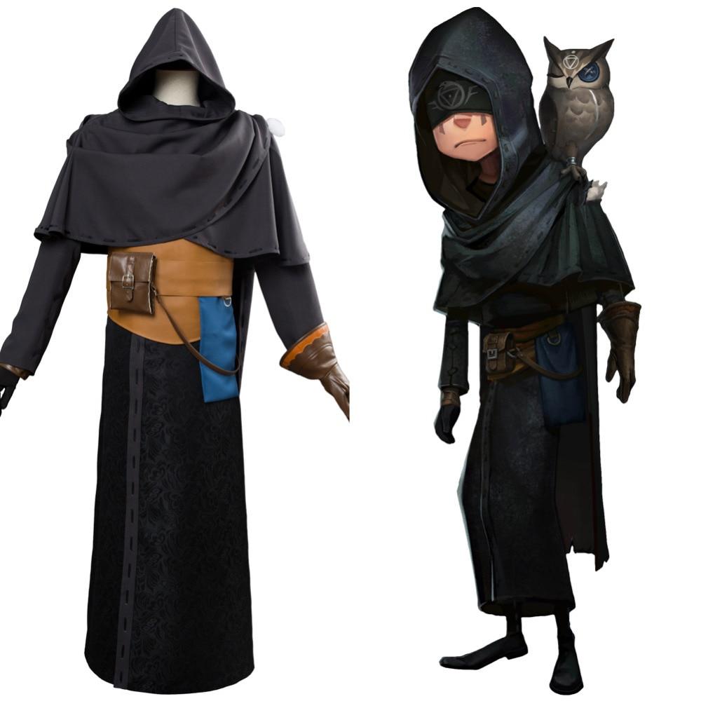 Game Identity V Cosplay Costume Augur Seer Costume Halloween