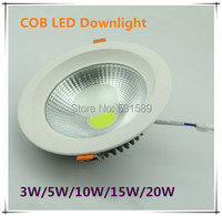 DHL 20PCS 30W COB LED downlight COB replace to 300W halogen bulb high quality high lumens two years warranty
